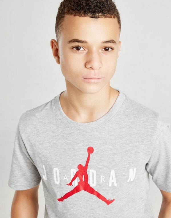 the best attitude b5e29 ce000 Jordan Air T-Shirt Junior | JD Sports
