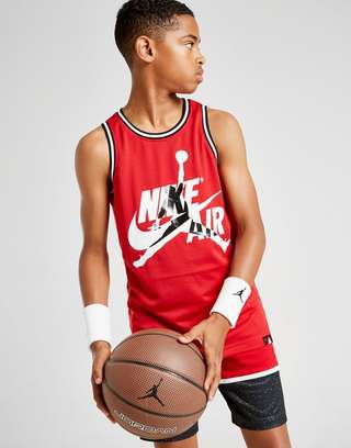 watch 08afb c349f Jordan Air Jumpman Vest Junior | JD Sports