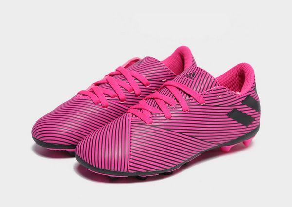 adidas Hard Wired Nemeziz 19.4 FG Children JD Sports    adidas Hard Wired Nemeziz 19.4 FG Børn   title=  6c513765fc94e9e7077907733e8961cc          JD Sports