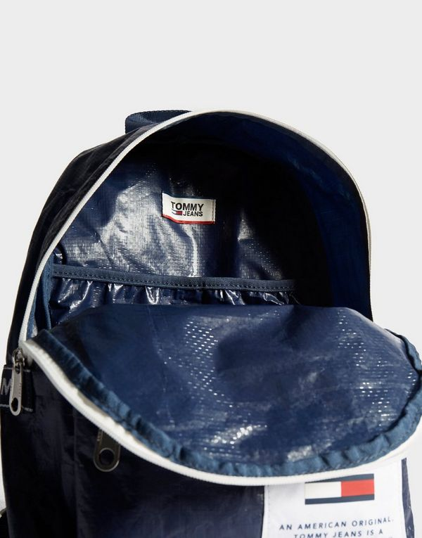 80db23677 Tommy Hilfiger Logo Tape Backpack | JD Sports