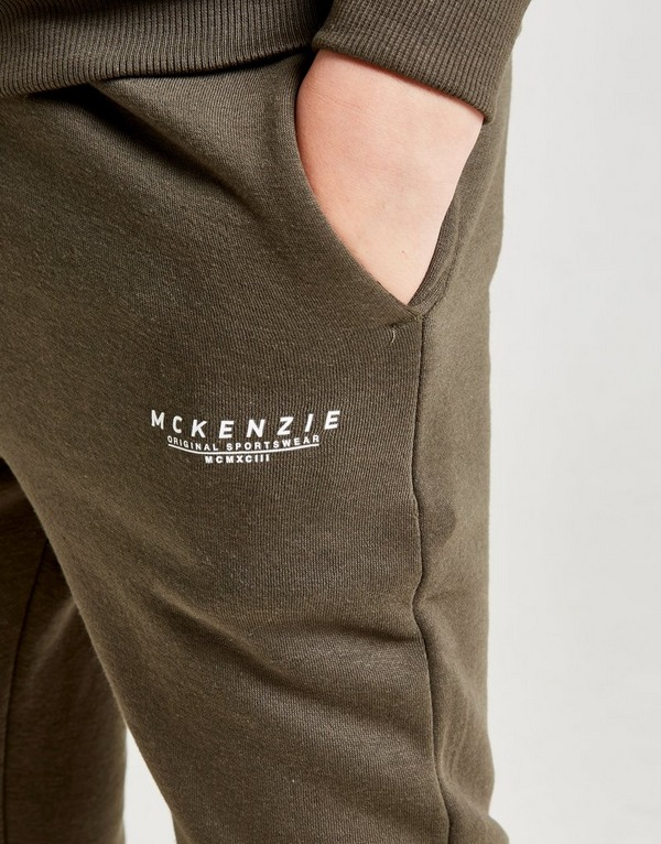 McKenzie pantalón de chándal Essential Cuff júnior