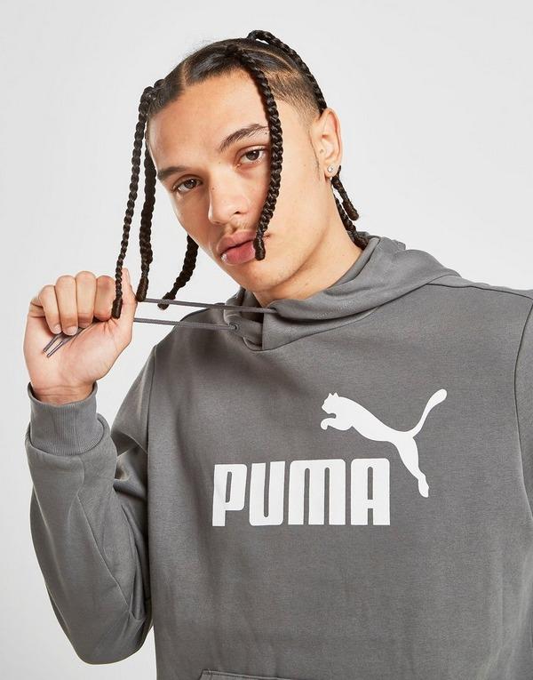 PUMA Core Logo Overhead Hoodie Herre