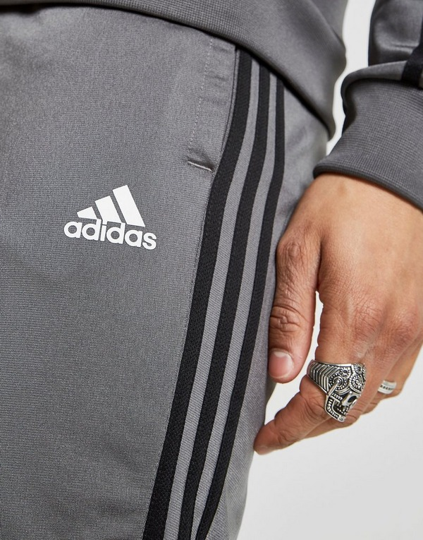 adidas 3 Stripes Poly Track Pants | JD Sports