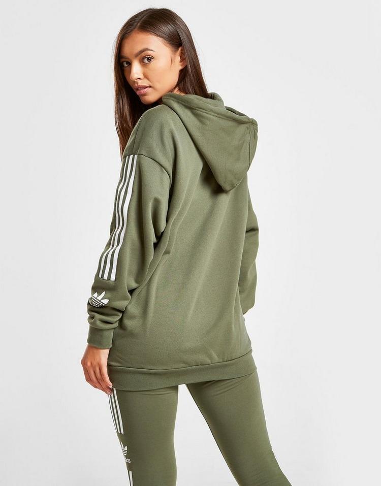 adidas Originals sudadera con capucha 3-Stripes Lock Up Boyfriend