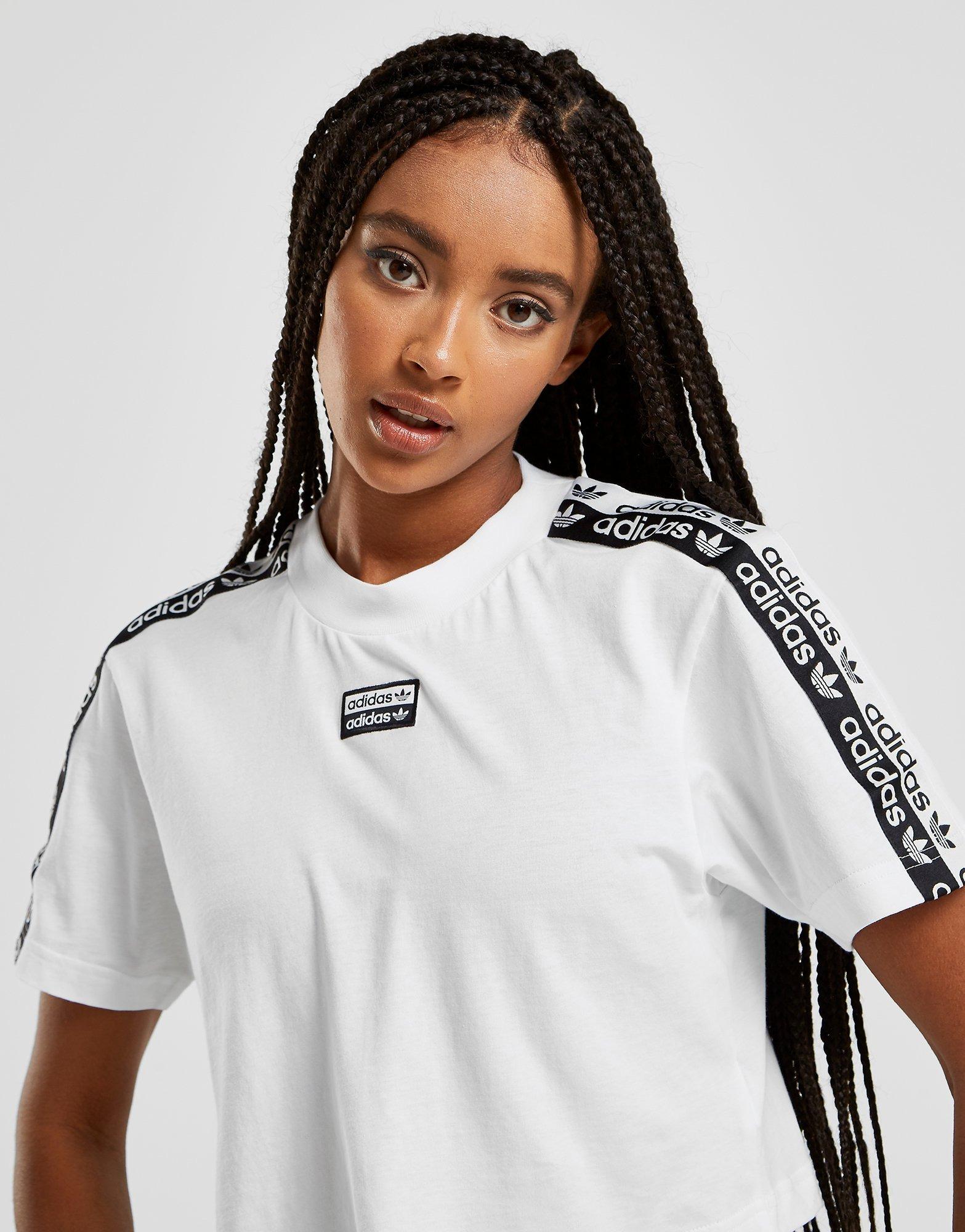 adidas t shirt damen jd sports