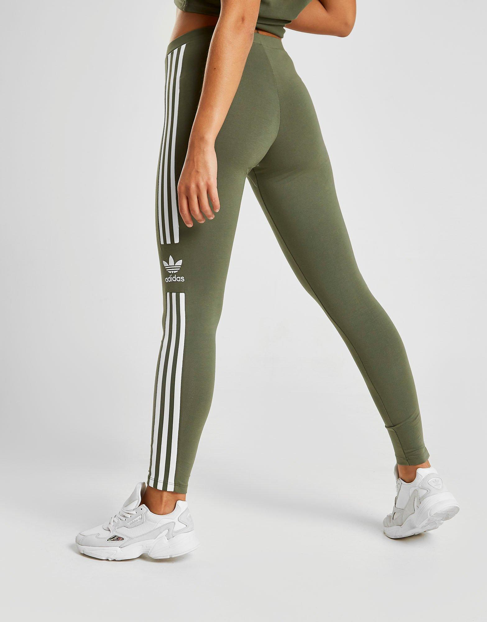 adidas 3 stripes legging dames