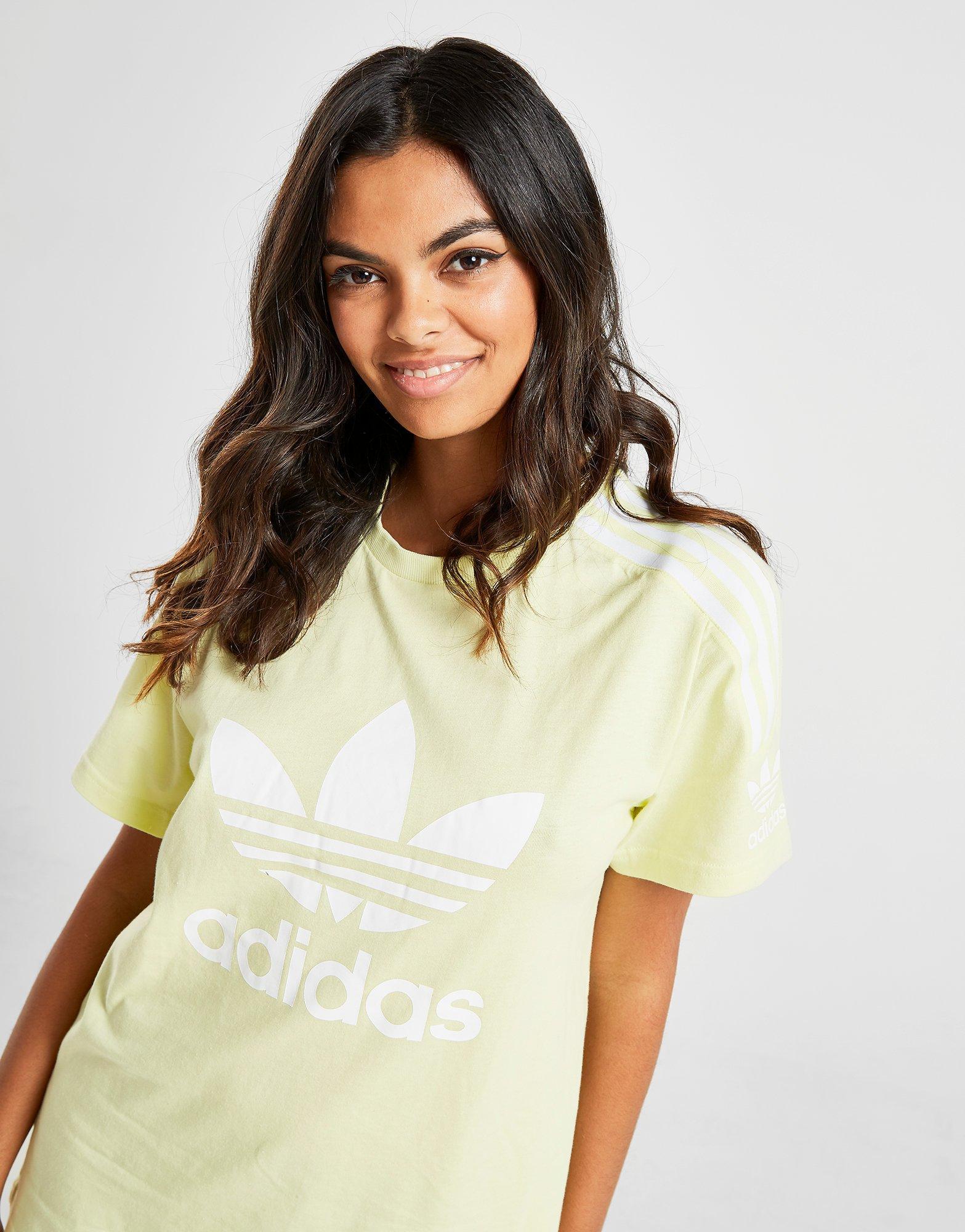 Caso Amabilidad Adoración  camiseta adidas mujer jd - Tienda Online de Zapatos, Ropa y Complementos de  marca