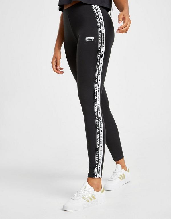 Acherter Noir adidas Originals Legging Tape Femme | JD Sports