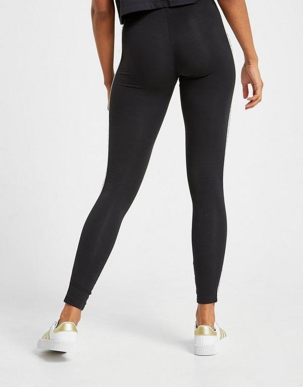 Shop den adidas Originals Tape Leggings Damen in Black   JD