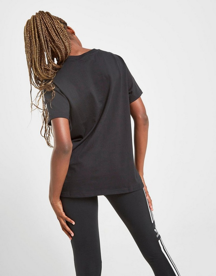 adidas Originals camiseta 3-Stripes Lock Up Boyfriend