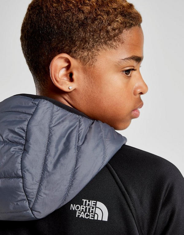 The North Face Hybrid Mittelegi Hooded Jacket Junior