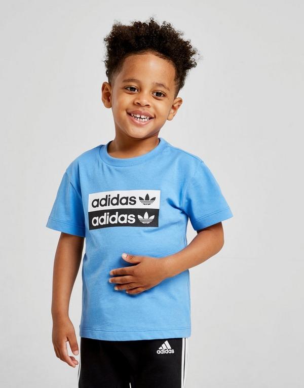 adidas Originals R.Y.V. T Shirt Infant   JD Sports