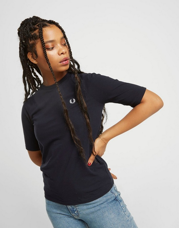 Fred Perry Twin Tipped Pique T-Shirt