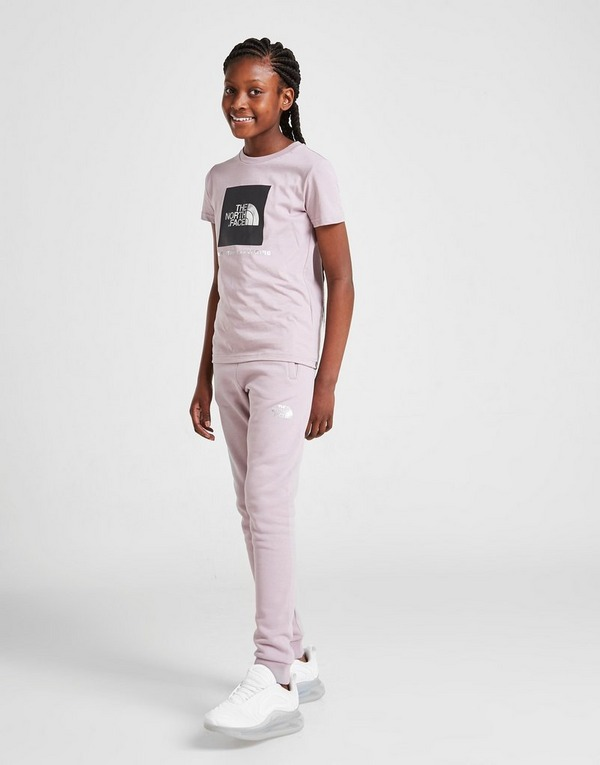 The North Face Girls' Logo Box T-Shirt Junior