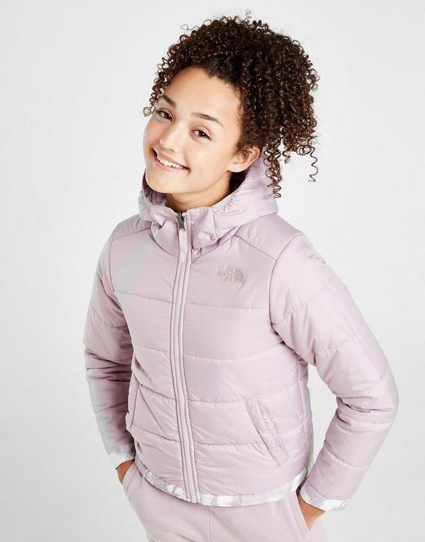 Køb The North Face Girls' Perrito Reversible Jakke Junior i
