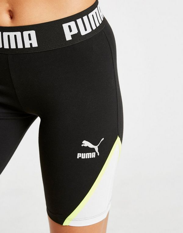 Puma Colour Block Cycle Shorts