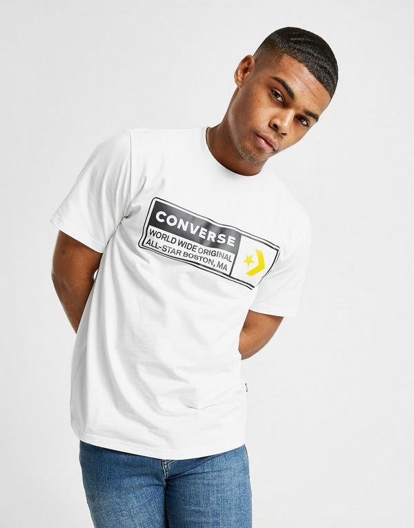 tee shirt converse homme