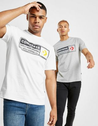 Converse Box All Star T Shirt Herren | JD Sports