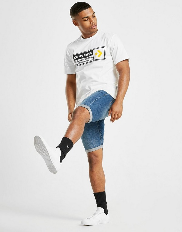 t-shirts converse homme