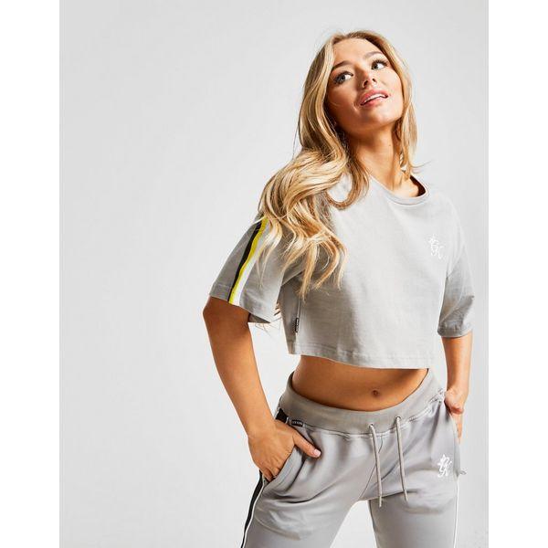 Gym King Crop T-Shirt
