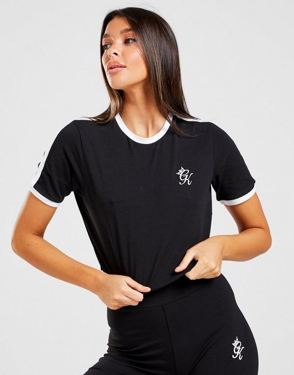 Gym King camiseta Crop