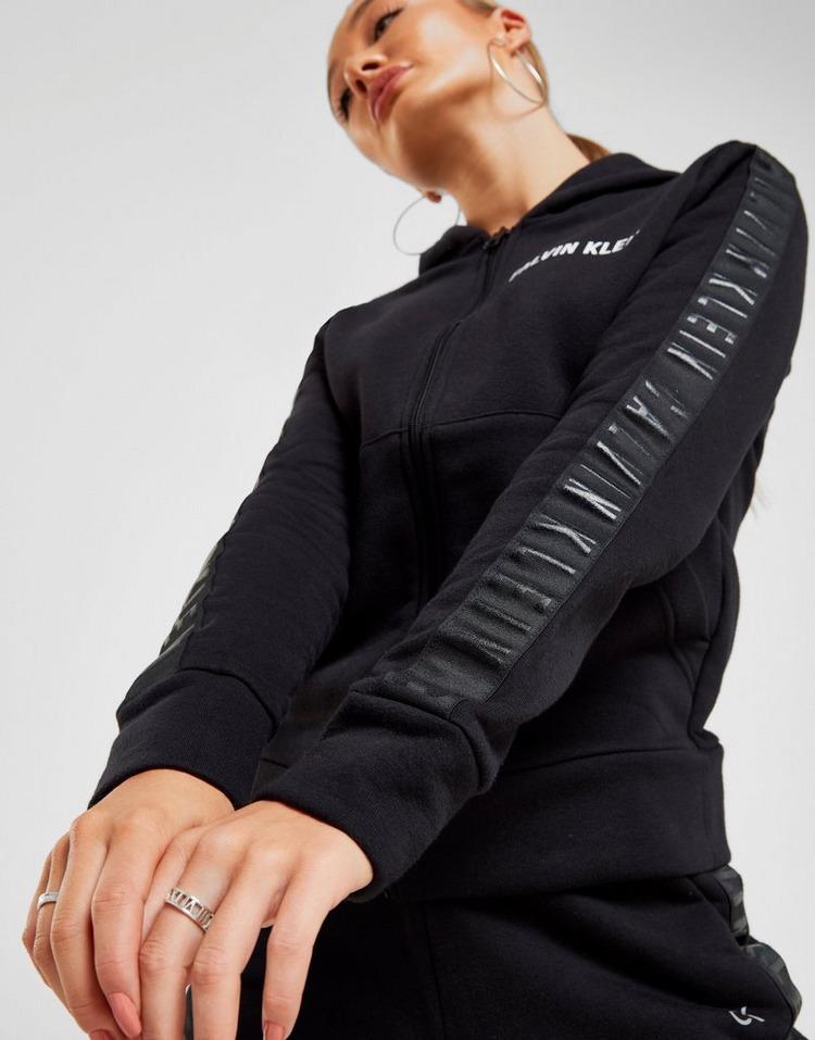 Calvin Klein Performance Tape Full Zip Hoodie
