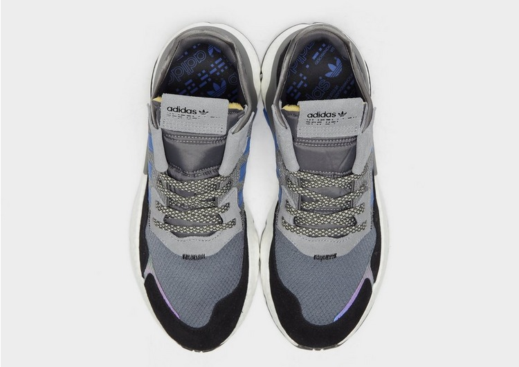 Buy Grey adidas Originals Nite Jogger | JD Sports