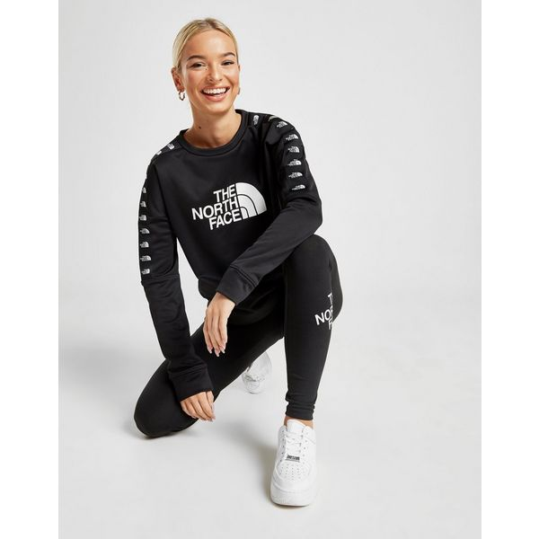 The North Face Tape Poly Crew Sweatshirt