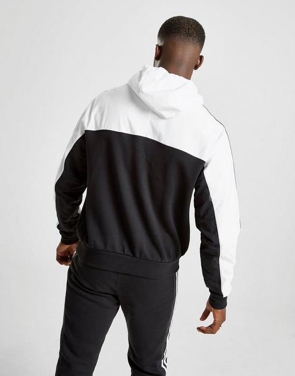 Koop Wit adidas Originals Outline 12 Zip Hoodie Heren   JD