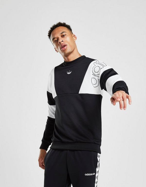 sudadera Sports PolyJD Originals Spirit adidas ulc3FTK1J