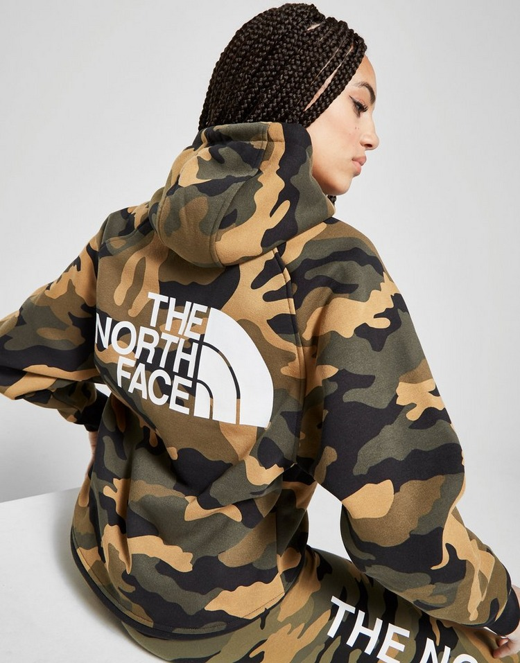 The North Face Graphic Overhead Hoodie