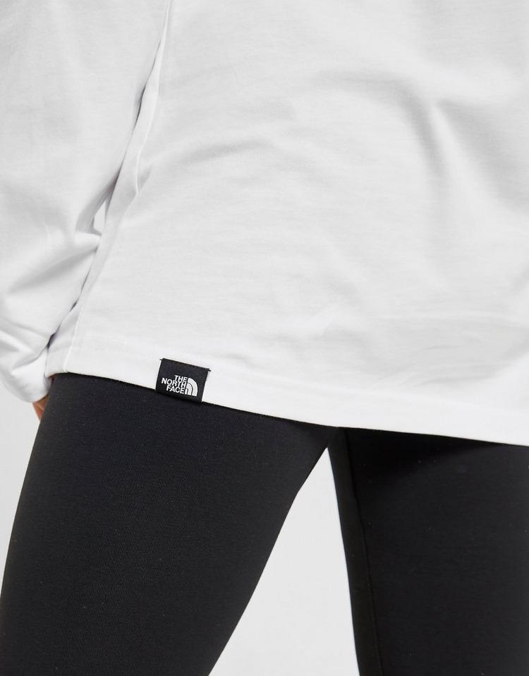 The North Face Box Long Sleeve Boyfriend T-Shirt
