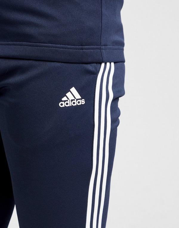 Koop Blauw adidas Performance Team Sports Trainingspak Heren ...