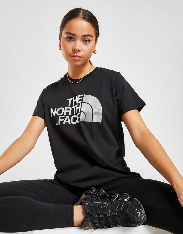 The North Face camiseta Dome Logo Boyfriend