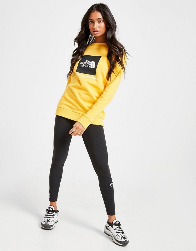 The North Face Box Logo Crew Sweatshirt