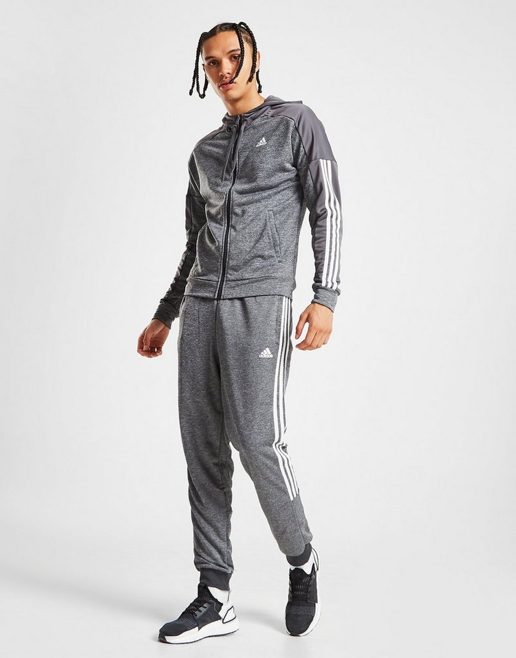 Shop den adidas Game Time Trainingsanzug Herren in Grau | JD
