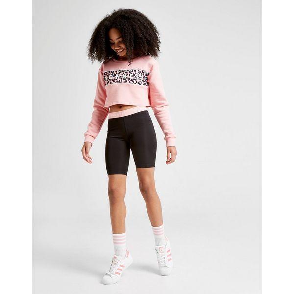 Sonneti Girls' Logo Cycling Shorts Junior