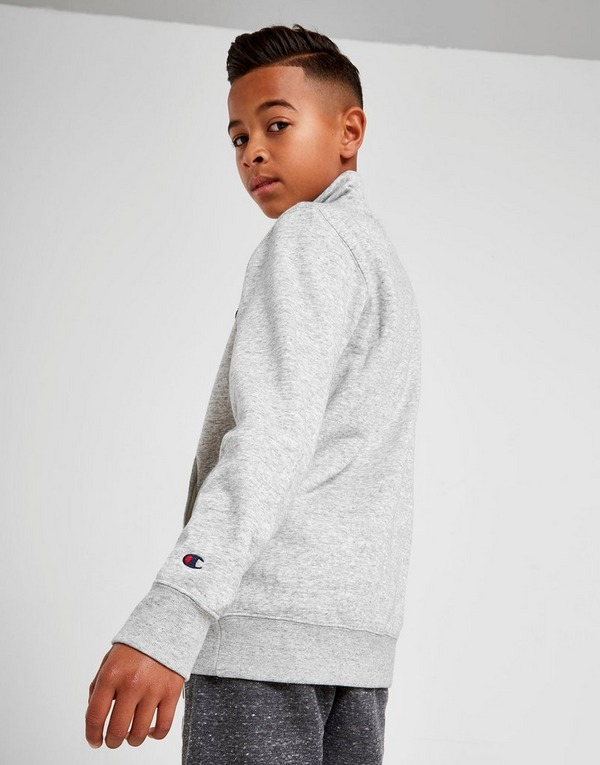 Champion Fleece 1/4 Zip Sweatshirt Junior