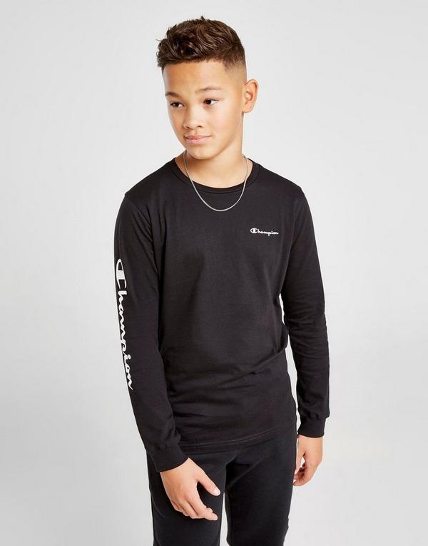 Champion Legend Long Sleeve T-Shirt Junior
