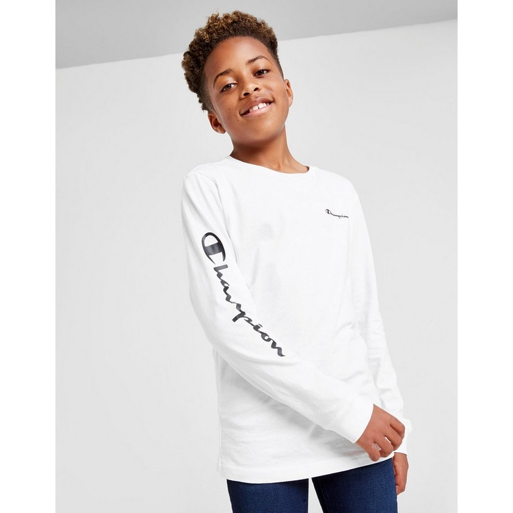 Champion Legend Long Sleeve T-Shirt Junior