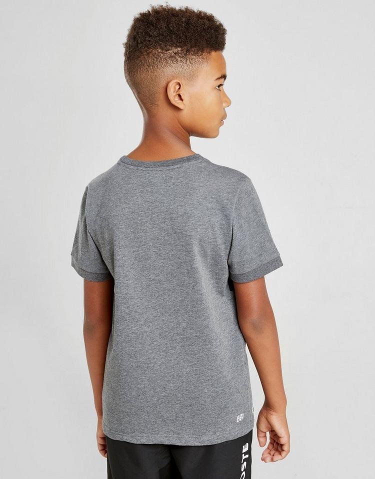 Lacoste Colour Block T-Shirt Junior