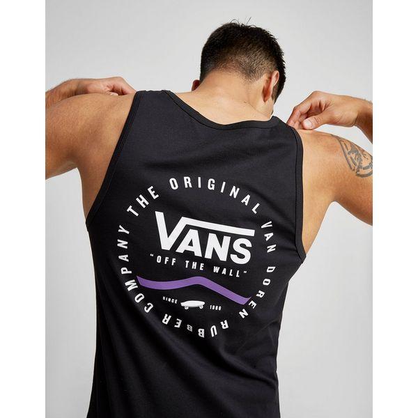 Vans Circle Sidestripe Vest