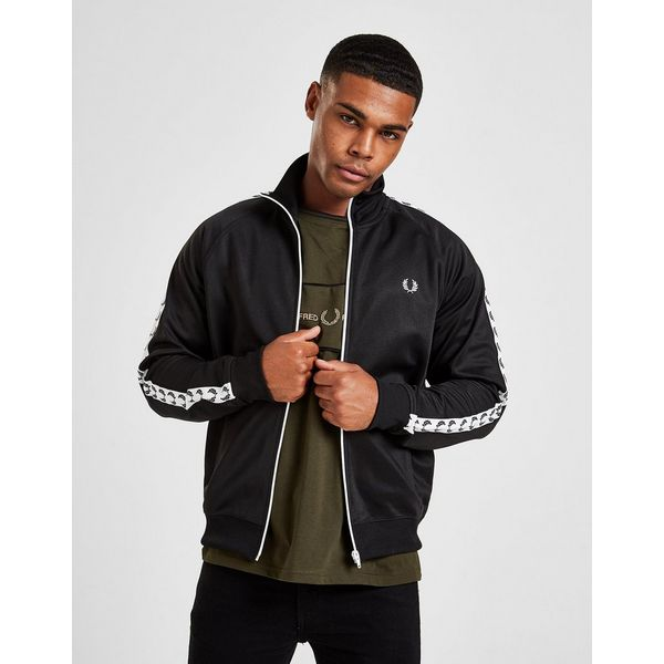 Fred Perry chaqueta de chándal Tape