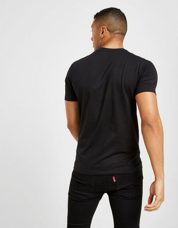 Fred Perry Embroidered Logo Short Sleeve T-Shirt