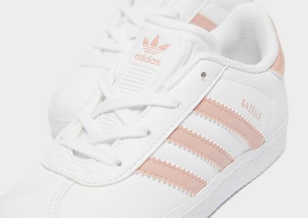 Buy White adidas Originals Gazelle II Infant | JD Sports