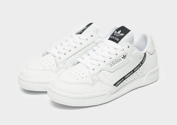 Acquista adidas Originals Continental 80 Donna in Bianco