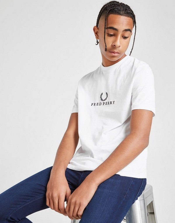 Fred Perry Small Logo T-Shirt Junior