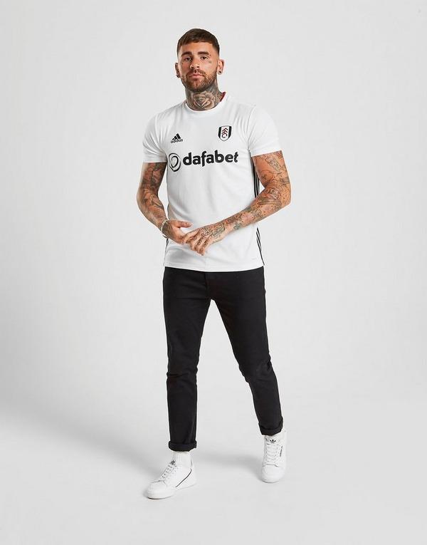 adidas Fulham FC 2019/20 Home Shirt