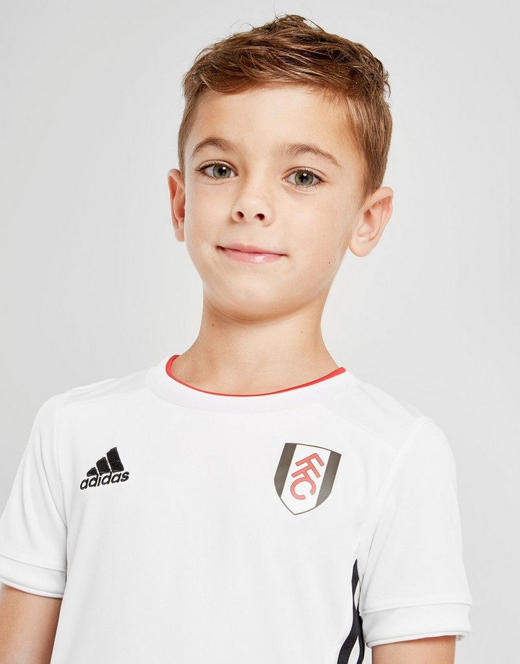 adidas Fulham FC 2019/20 Home Kit Children