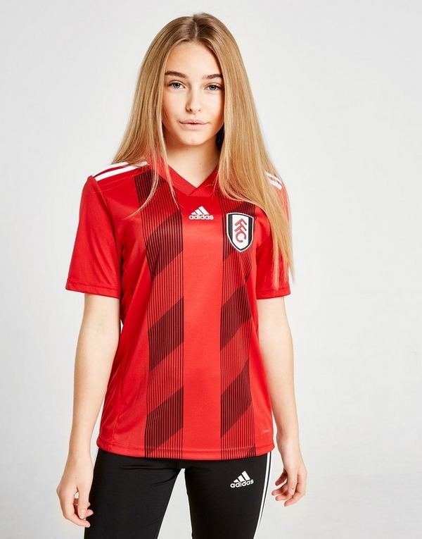 adidas Fulham FC 2019/20 Away Shirt Junior